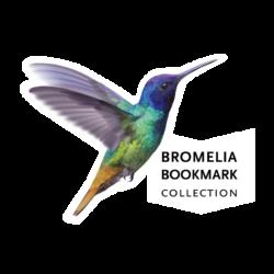 Bromelia Bookmark